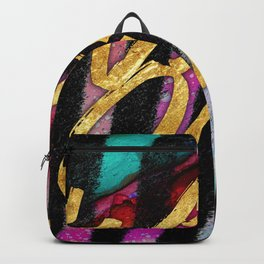 Wild One (with words) Backpack