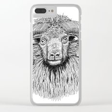 The Symbol Clear iPhone Case