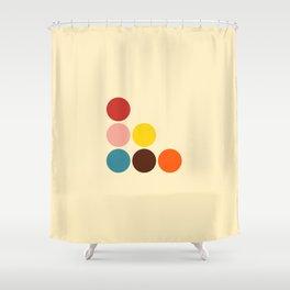 Aitvaras Shower Curtain