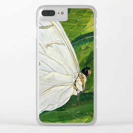 To the Garden the World Clear iPhone Case