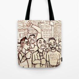 2013 Never Accept Less Working For Others Gain  Tote Bag