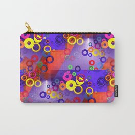 circles and rings -2- Carry-All Pouch