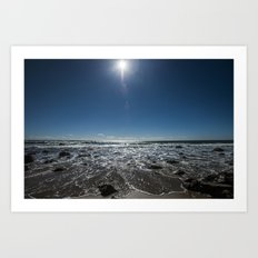 Incoming Tide Art Print