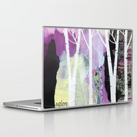 explore Laptop & iPad Skins featuring Explore by E.Seefried Art