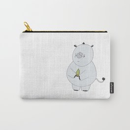 Roy The Rhino Carry-All Pouch