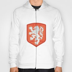 Holland 2014 Brasil World Cup Crest Hoody