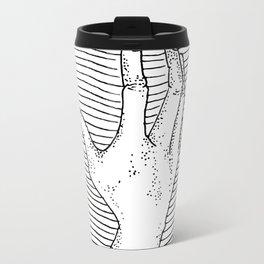Reach For It Metal Travel Mug