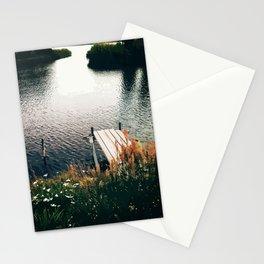 Flower Lake Stationery Cards