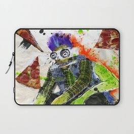 Pizza is Cool Laptop Sleeve
