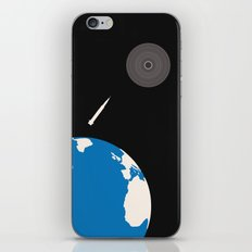 First Moon Landing Apollo 11 iPhone & iPod Skin