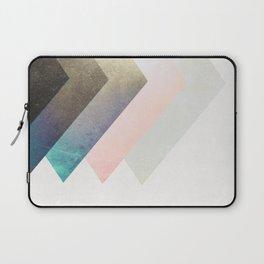 Geometric Layers Laptop Sleeve