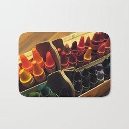 In the Crayon Box Bath Mat