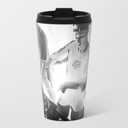 FLOSSTRADAMUS Travel Mug