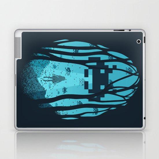 8 Bit Invasion Laptop & iPad Skin