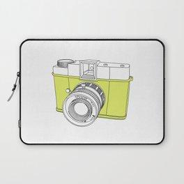Diana F+ Glow - Plastic Analogue Camera Laptop Sleeve