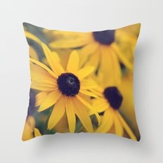 Happiness lies within Throw Pillow