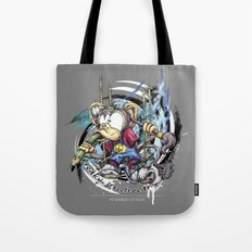 design monkey Tote Bag