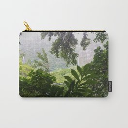 Molokai Waterfalls Carry-All Pouch