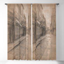 Shambles York da Vinci Blackout Curtain