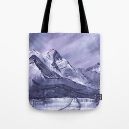 Off The Beaten Track Tote Bag