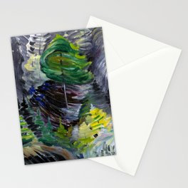 Emily Carr - Juice of Life - Canada, Canadian Oil Painting - Group of Seven Stationery Cards