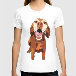 Beautiful Vizsla T-shirt