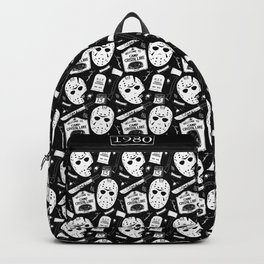 Welcome to Camp Crystal Lake! Backpack