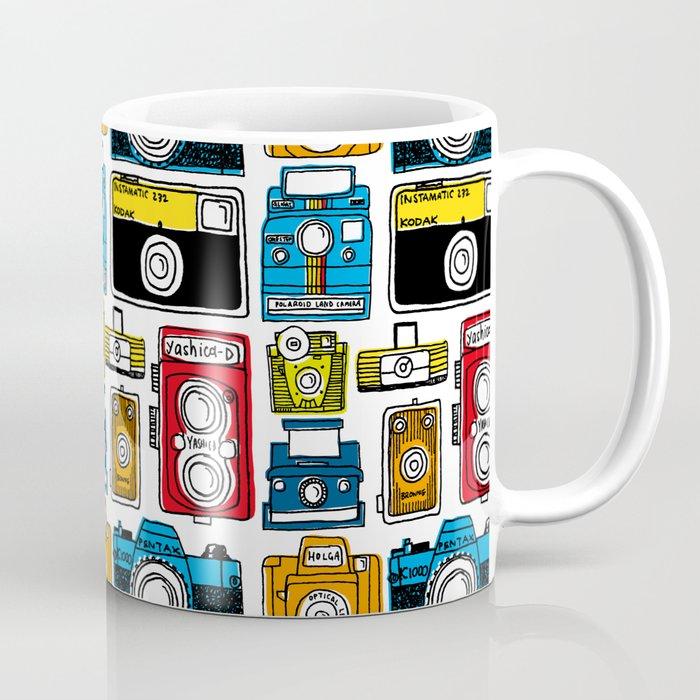 Camera Collection Coffee Mug