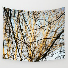Branches and Branches Wall Tapestry