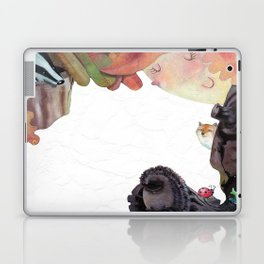 CORNICE D'AUTUNNO Laptop & iPad Skin