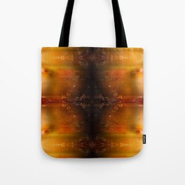 Distant Witness Tote Bag
