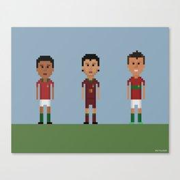 Portugal Legends Canvas Print