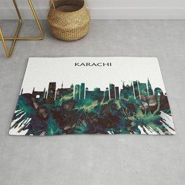 Karachi Pakistan Rug