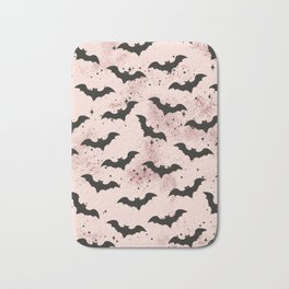 Release the Bats Bath Mat