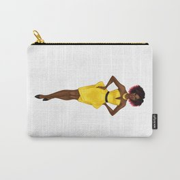 The Yellow Dress Carry-All Pouch