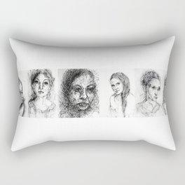 women Rectangular Pillow