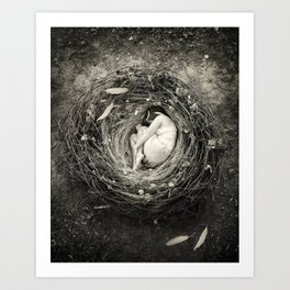 Sanctuary Art Print