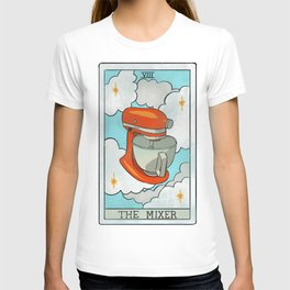 The Mixer | Baker's Tarot T-shirt