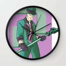 question mark Wall Clock