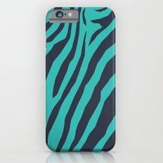 Zebra's Not Dead II Slim Case iPhone 6s