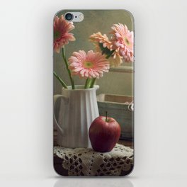 In the spring mood iPhone Skin