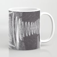 cocaine Mugs featuring Tesselate by instantgaram