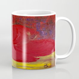 Abstract in Nature Coffee Mug