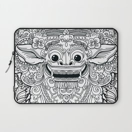 Barong / Balinese mask / Bali mask #3 Laptop Sleeve