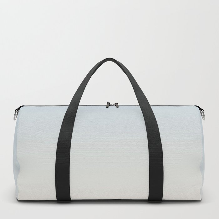 IVORY BONES - Minimal Plain Soft Mood Color Blend Prints Duffle Bag