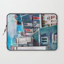 Paris, Ordener Str. Laptop Sleeve