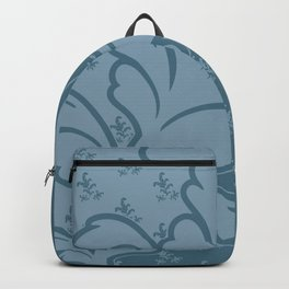 Ferny - Teal Backpack