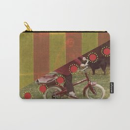 Red Happiness Carry-All Pouch