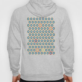 Digital Honeycomb Hoody
