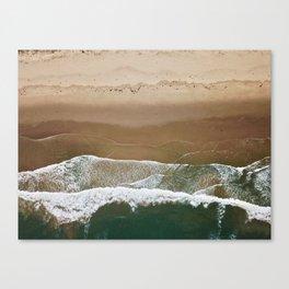 Beach Shades Canvas Print